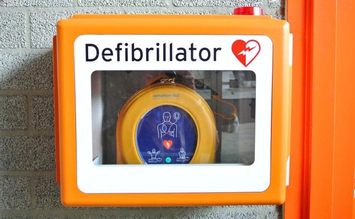 Defibrillator, Symbolbild